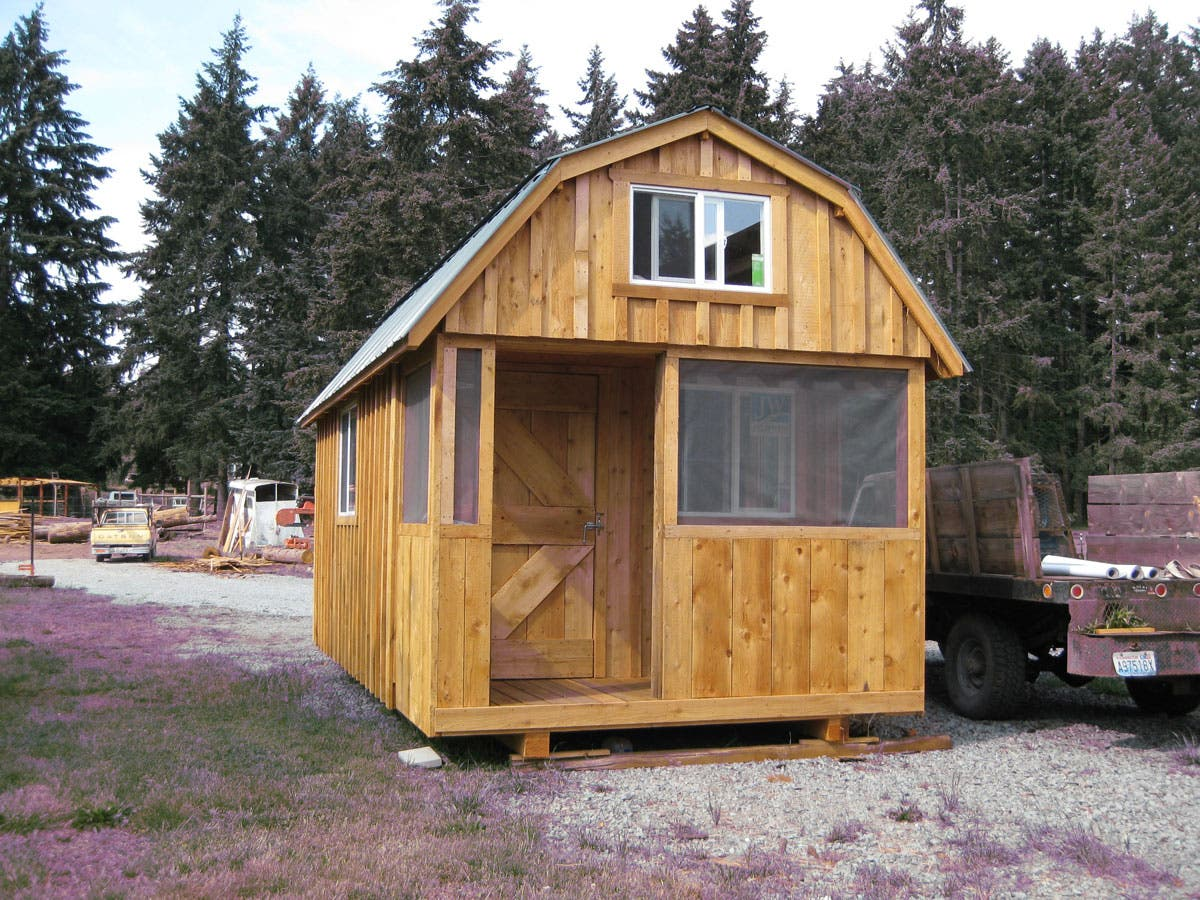 Images of how to build a barn style shed Barn styles plans