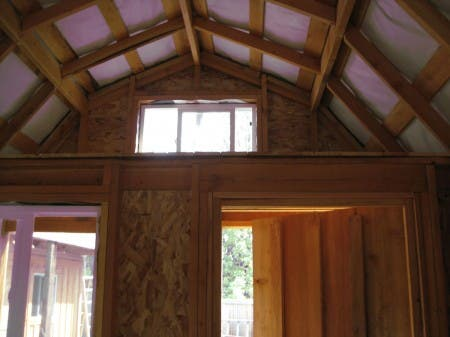 Barn Loft Unfinished