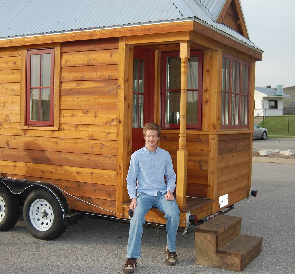 Tiny House Blog,  Archive Jay's Fencl in Omaha