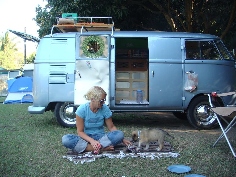 The VW Bus