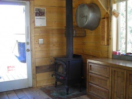 Jalopy Cabin Stove