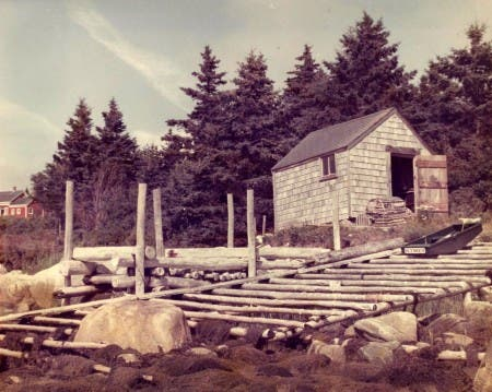 Fish House in the 70's