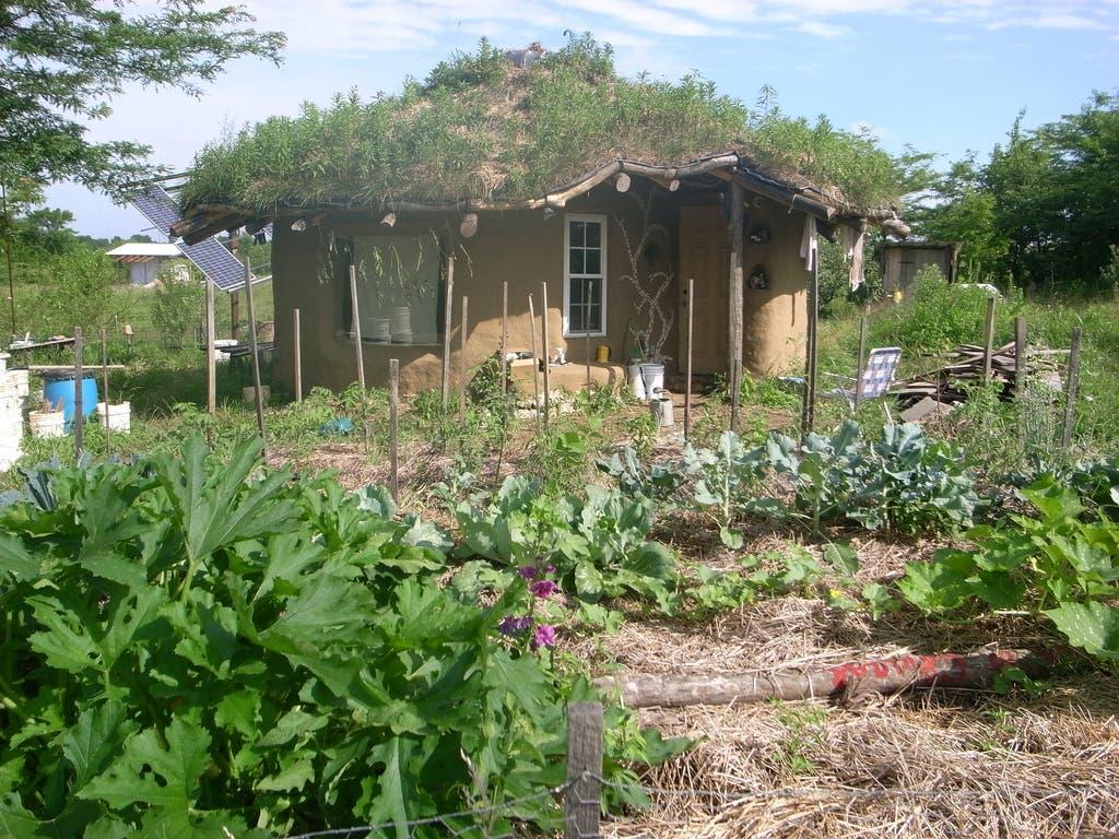 Recipe for Building a Cob House