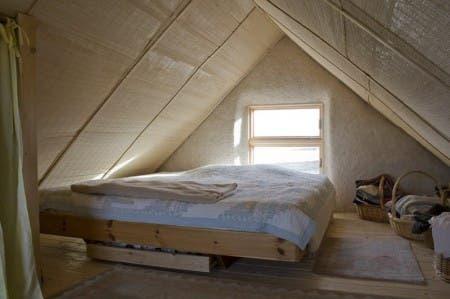 Cob Loft Bed