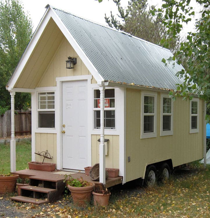 Harvard Designed Tiny Homes: Cozy Cottage For Sale
