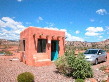 Adobe House Plans on Our Readers Saw This Cool Little Adobe Casita Featured On His Site