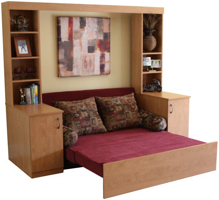 Slide Away Bed