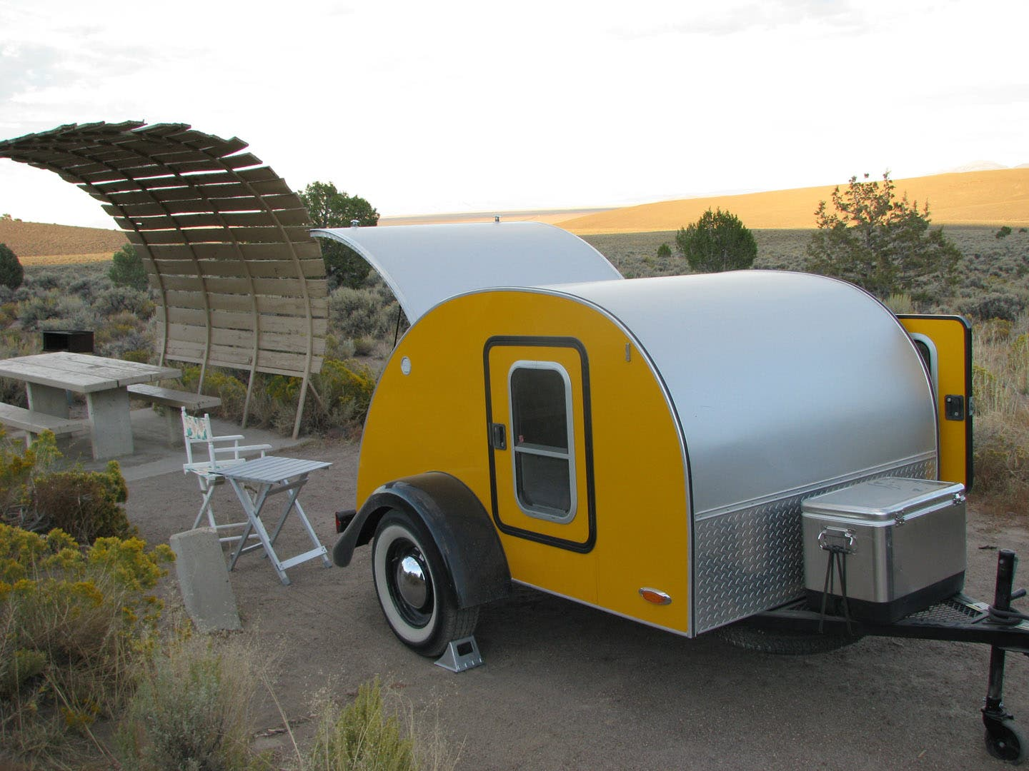 Teardrop Trailer Gatherings