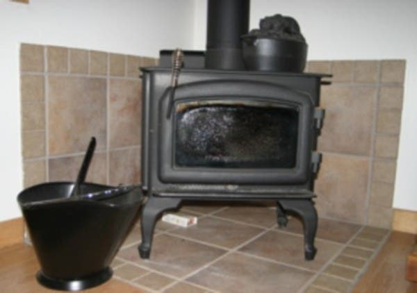 Little House Stove