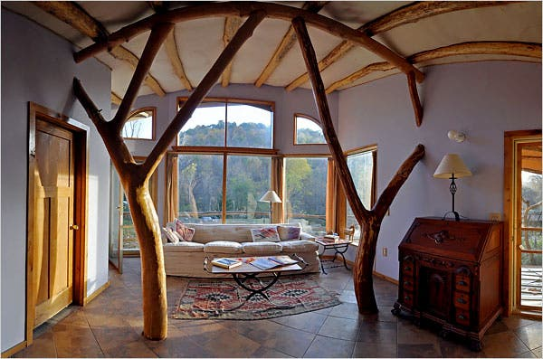 Gundersen tree house
