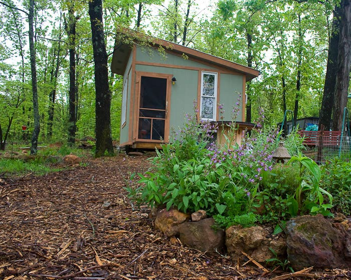 Shedbisa shed roof cabin must see for Shed roof cabin