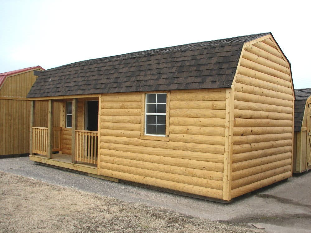portable casita - Storage Shed House