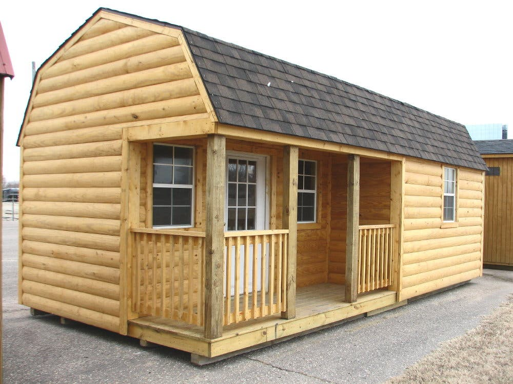 Better built portable buildings for Building a barn to live in