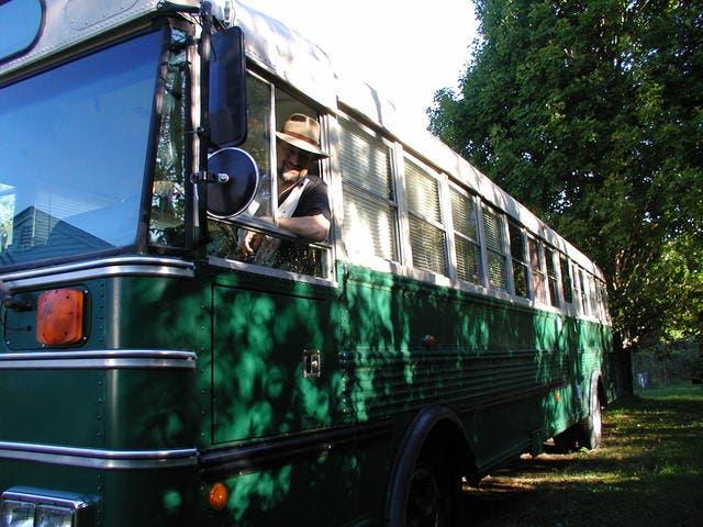 Jakes Bus Conversion