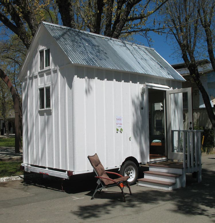 Astonishing Little Cottage On Wheels For Sale Largest Home Design Picture Inspirations Pitcheantrous