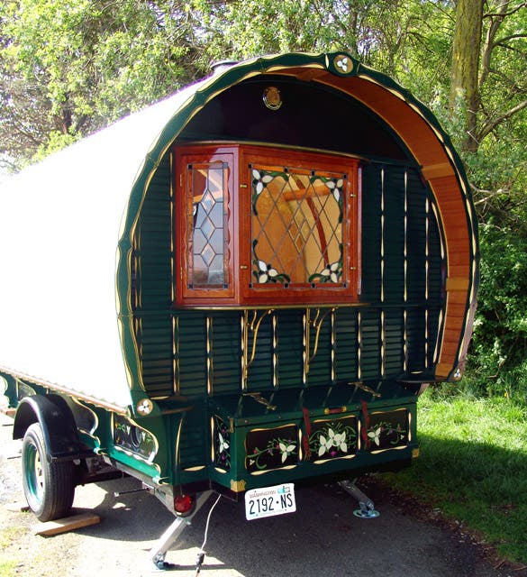 Cost Of Building A Gypsy Wagon