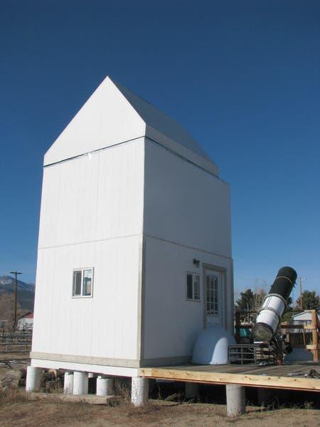 Tiny Observatory