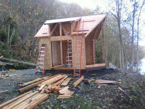 Dormer Loft Cottage By Molecule Tiny Homes: Pennypincher Barns Update