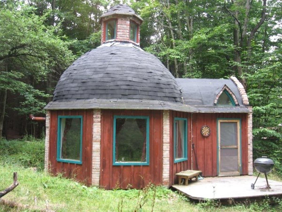 Peter S Concrete Block Dome Tiny House Blog