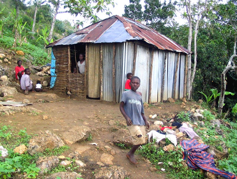 Haiti Earthquake and the Tiny House Community