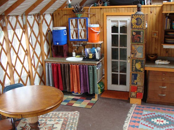 Yurt Living in Upstate New YorkTiny House Blog