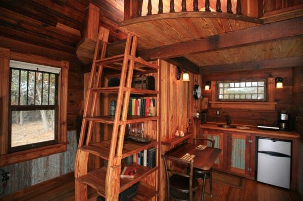Victorian Tiny Texas House