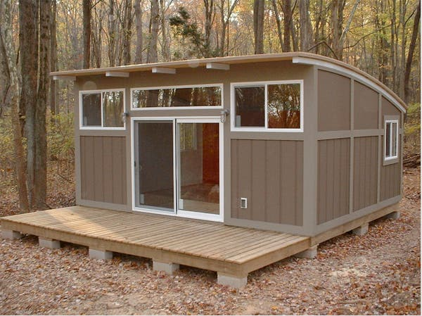 The Maxwell/Morris Cabins include: