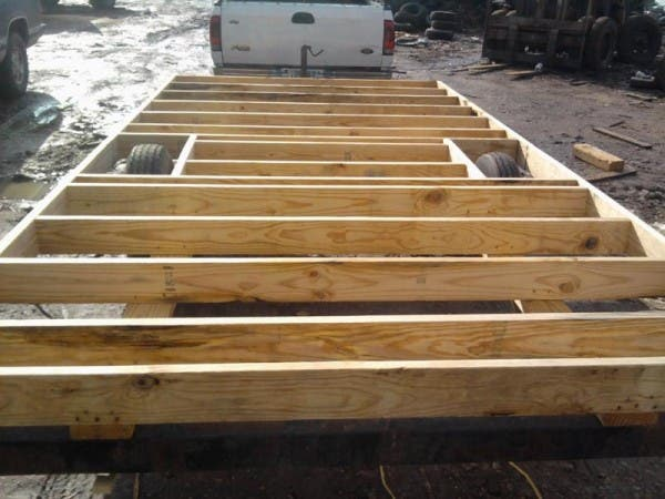 Tiny House Framing Tiny House Kit All Steel Framing Roofing And