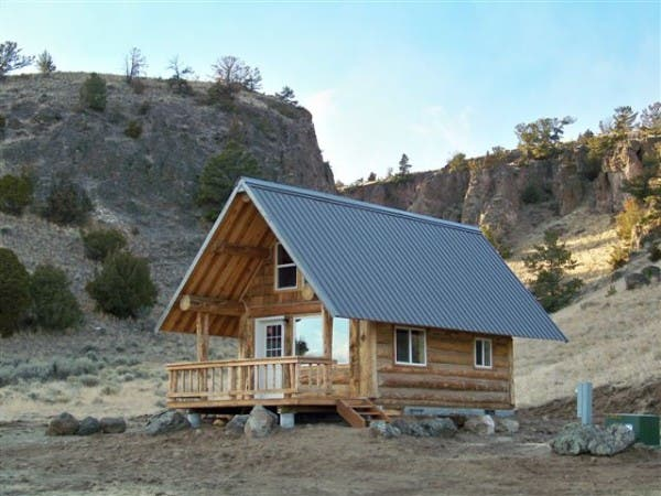 Montana Log Cabins For Sale submited images