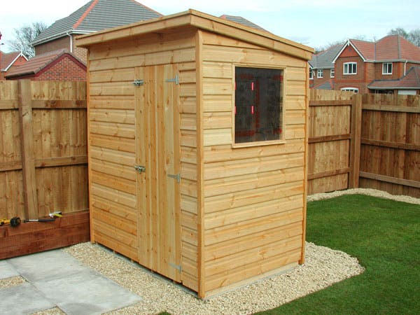 4 x 6 shed plans nz