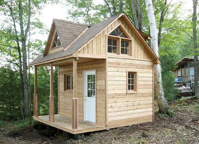 purchase a tiny house