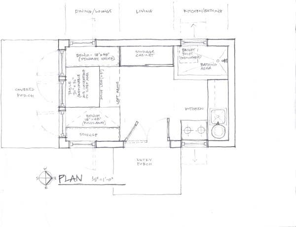 tiny house project plans