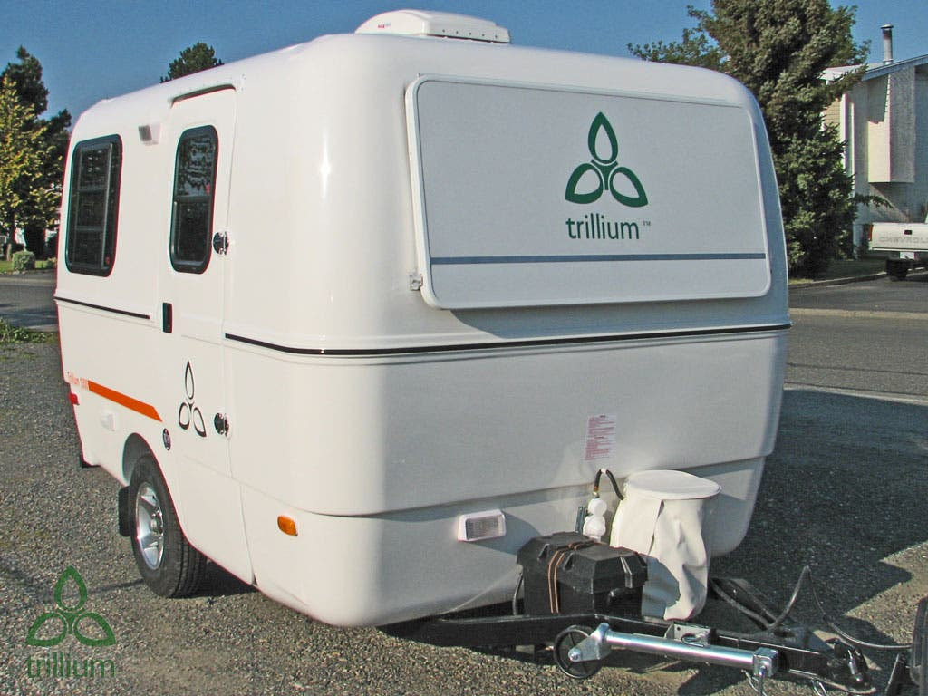Camper Trailer Kitchen Designs Trillium Rv