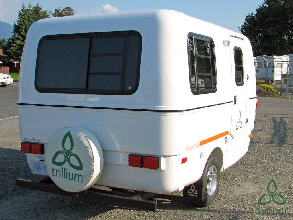 Trillium RV - Casita travel trailers floor plans