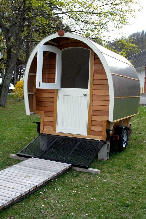 Vardo joy studio design gallery best design - The mobile shepherds wagon ...