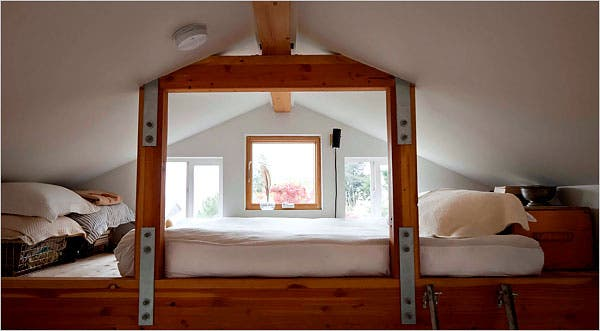 Garage Conversion into Tiny Home