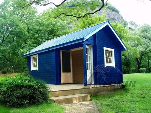 Modular home english cottage modular homes for Small modular cabins and cottages