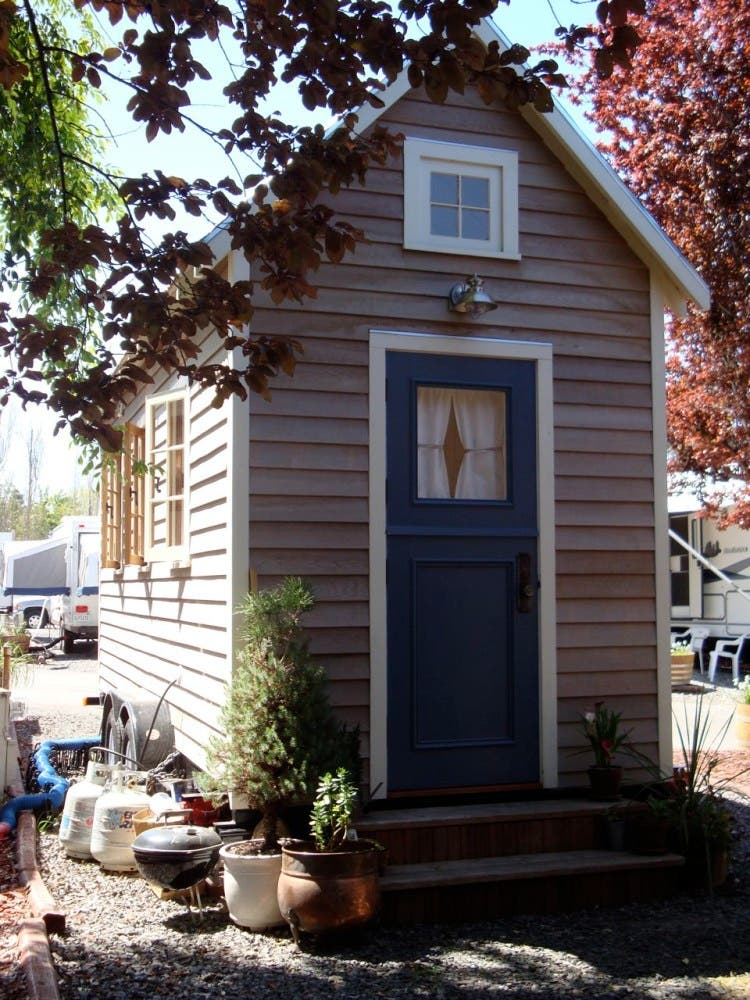 Tinyhouse Ext 1 Tiny House Blog