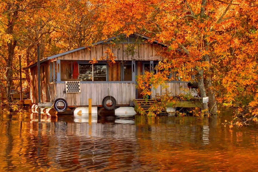 Floating cabin Archives Tiny House Blog
