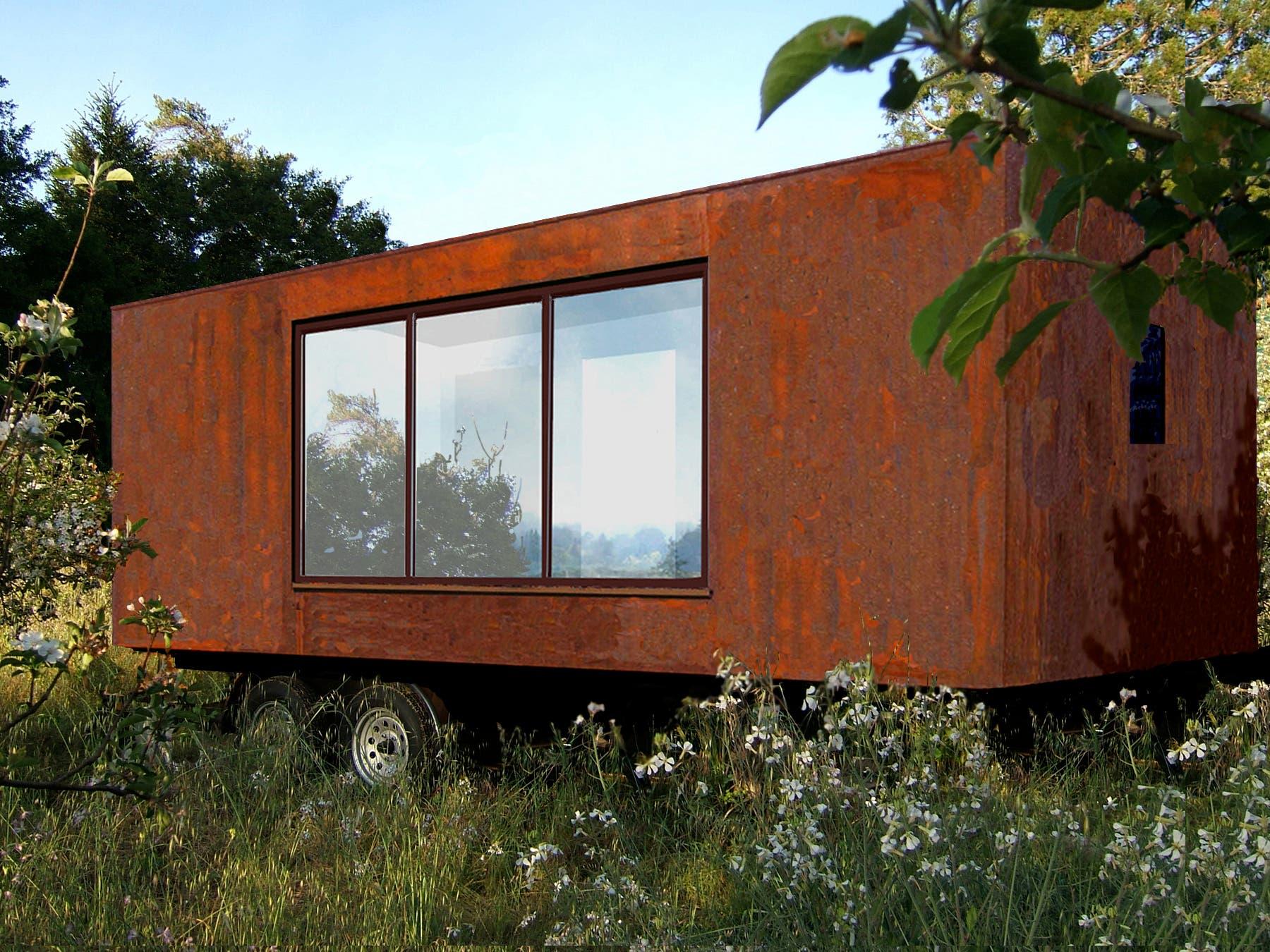 Tumbleweed Tiny House Floor Plans: Free Tumbleweed Popomo Plans