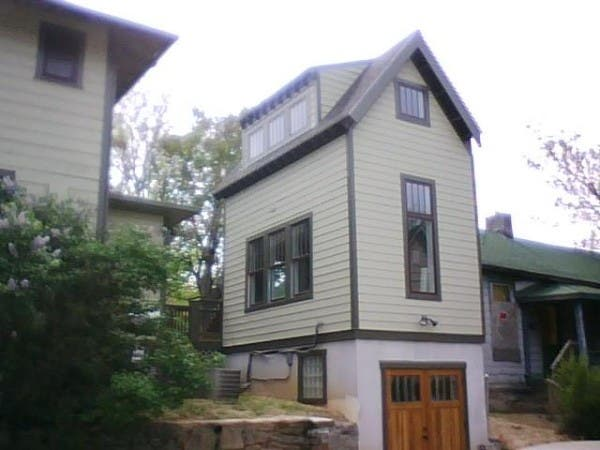 Magnificent Tall Skinny Tiny House In Asheville Largest Home Design Picture Inspirations Pitcheantrous