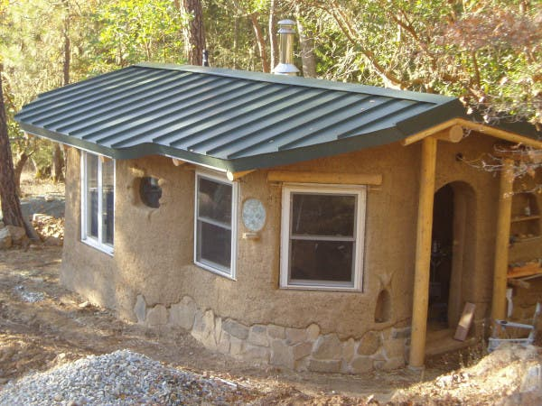 Learn To Build A Cob House