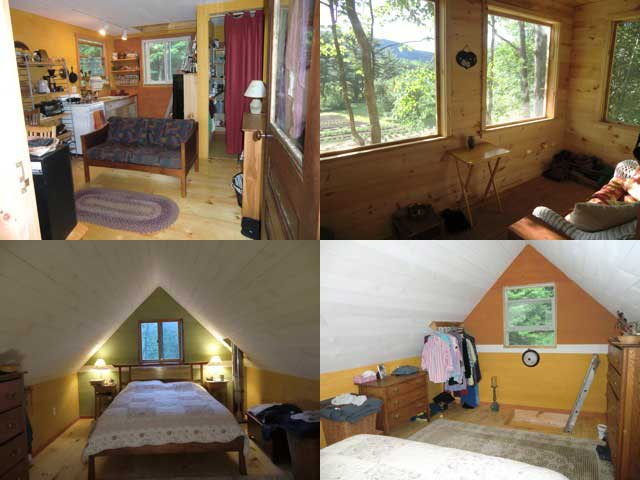 Monkton Vermont Tiny House