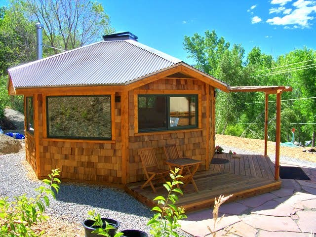 Tiny Home Designs: Solargon Paonia