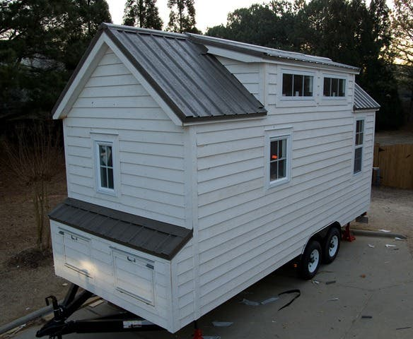 Dan Louches Tiny House Plans