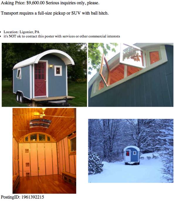 gypsy caravan Archives - Tiny House Blog