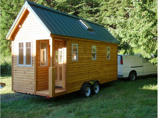 Mike Jordan 39 S Tiny House