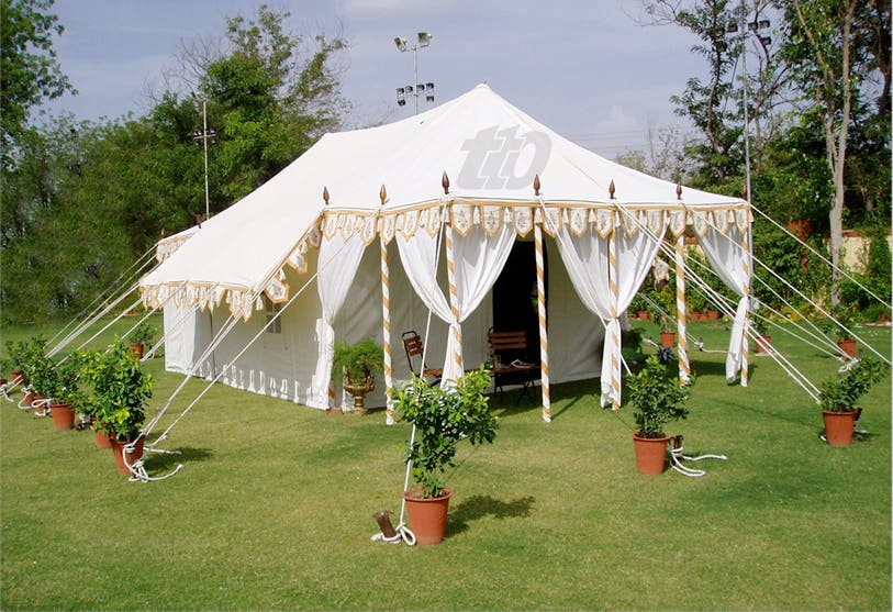 & Indian Tents