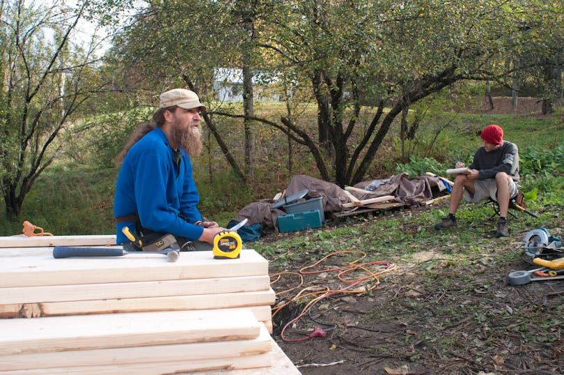 Tiny House Workshop with Peter King