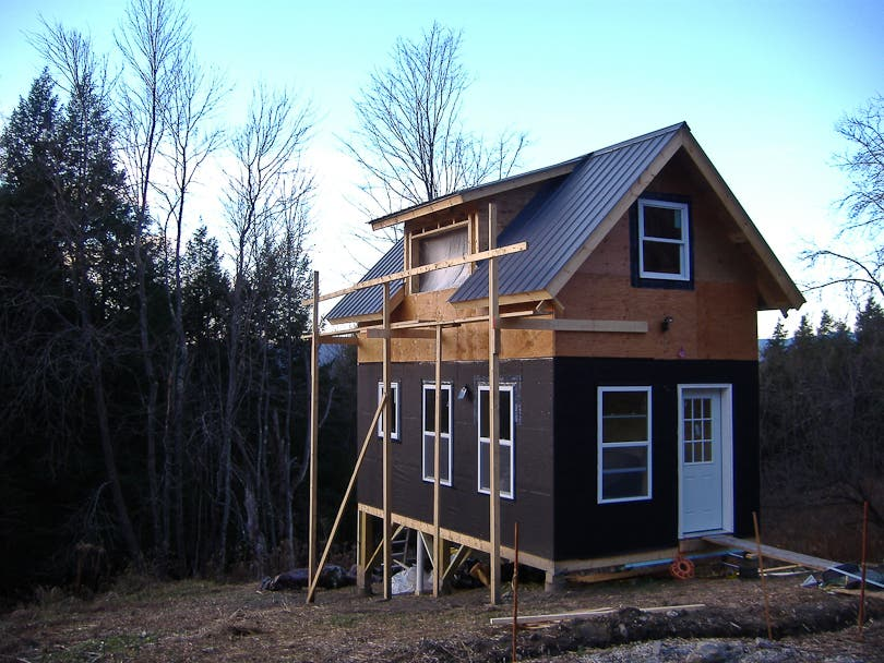 Peter16 tiny house blog for Tiny house blog
